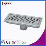 Fyeer Stainless Steel Bathroom Long Linear Floor Drain (FD15020)