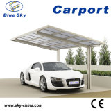 High Quality Metal Frame Polycarbonate and Aluminum Carport