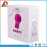 Full Color Printed White Cardboard Carton Packing Box with Logo