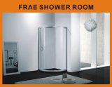 Clear Tempered Glass Aluminum Alloy Frame Shower Cubicle Shower Enclosure / Shower Screen
