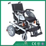 Ce/ISO Approved Medical Electric Power Motor Automatic Wheel Chair (MT05031003)