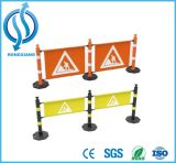 Barricade Expandable Temporary Plastic Barrier