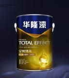 Hualong Non Toxic Emulsion Children Room Paint DIY Coating