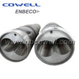 Twin Conical Screw Barrel for Coperion Extruder