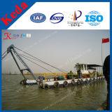 18inch Diesel Power Sand Suction Dredger Ship