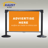 High Quality Retractable Belt Stanchion Advertising Roller Banner