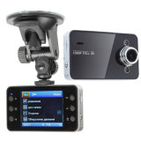 Car DVR Full HD 1080P LED Night Car Recorder Detector Veicular Camera Dashcam Carcam Video Registrator