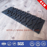 Rubber Vibration Isolating Pad for Excavator Bolt on