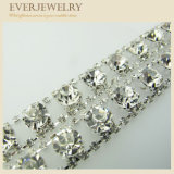 Crystal Decorative Rhinestone Trims in Roll for Dress, Shoes, Necklace