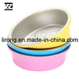 8cm Carbon Steel Non-Stick Coating Mini Cake Mould Cake Cup