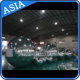 Party Decoratio Mirror Balloon, Inflatable Mirror Balloon Flying Silk Balloon