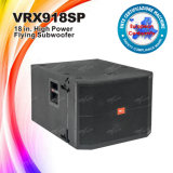 Vrx918sp Single 18 Inch Line Array Subwoofer Speakers
