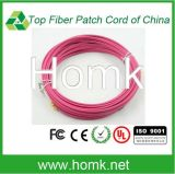 LC to Sc Fiber Optic Pigtail Om4