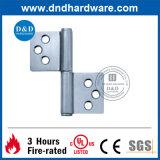 Steel Door Accessories Flag Hinge with UL Certificated (DDSS031)