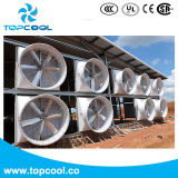 Energy Saving Populared Zinc, Stainless Steel and Aluminun Option Blade 50 Inch Exhaust Fan