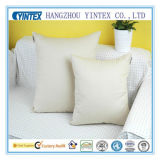 Wholesale Cheap 233t Cotton Down Proof Fabric Microfiber Filling White 5 Star Hotel Pillow