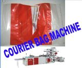 High Speed Side Sealing Plastic PE Courier Bag Making Machine