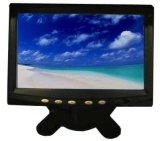 4 Wire or 5 Wire Resistive Touch Screen Monitor 7 Inch POS Touch Monitor