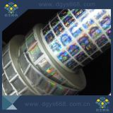 Hologram Anti-Counterfeiting Stickers Security Label Custom