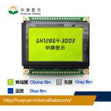 3 Inch Screen 128X64 LCD Module Ks0107 Controller 64X128