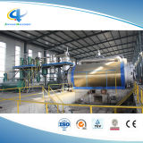 Non-Pollution and Energy Saving Tyre Pyrolysis Reactor