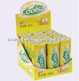 Colorful Samll Tin Box Packing Sugar Free Mint Hard Candy