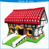 Inflatable House for Jumping, Bounce, Slide