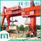 Capacity 500 Ton Double Girder Gantry Crane