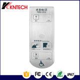 Sos Help Phone Knzd-17 Stainless Steel Metro Phone Elevator Phone