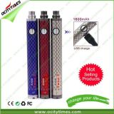 New Arrival Evod Passthrough Battery Max Vapor Evod Twist 3 Battery