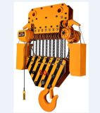 220V/380V/400V/415V/460V/525V Material Handling Equipment Heavy Duty 50 Ton Electrical Chain Winch