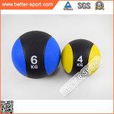 Colorful Gym Rubber Medicine Slam Ball
