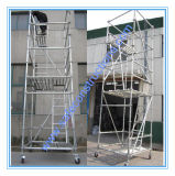 Safe SGS Approved Ringlock Scaffolding System for Construction
