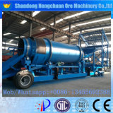 Mobile Gold Mining Processing Equipment