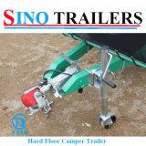Hard Floor Canvas Tent Camping Trailer