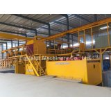 Automatic Sythetic Marble Block Production Line&Stone Machine