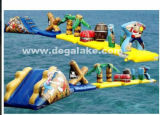 Forest Theme Inflatable Water Park for Kids