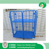 Customized Storage Logistics Cage for Warehouse with Ce