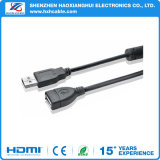 Factory Price 3.3FT Black Am to Af USB Extension Cable