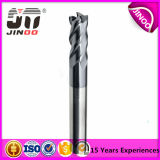 Solid Carbide 4flute End Mill for Common Steel