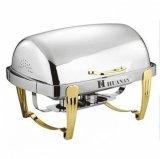 High Grade Easy Take Stainless Steel Food Warmer