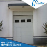 Sectional Standard Lifting Industrial Door with Visual Window