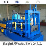 Hydraulic Cutting and Punching System C Shape Roll Forming Machine