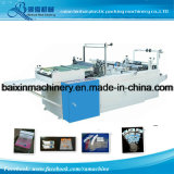 Self Adhesive Tape BOPP PE Plastic Bag Making Machine Hot Melt Glue