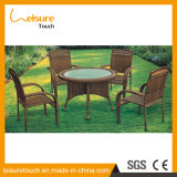 Newcastle 4 Seater Outdoor Home Furniture UV Resistant Wicker Rattan Cane Garden Dining Furniture