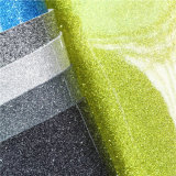 Top Quality Wrinkle Free Mirror-Surface PU Synthetic Leather