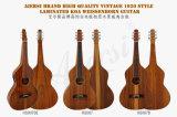 Plywood Koa Body Hawaiian Weissenborn Slide Guitar 1920 Style