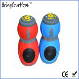 Anti Wrestling Waterproof Rubber Coated Bluetooth Mini Speaker (XH-PS-646)