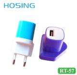 EU Us UK Plug 1A USB Home Adaptor for iPhone8