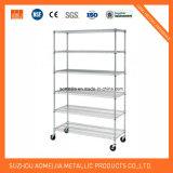 Medium Duty Metal Wire Shelf Rack 07206